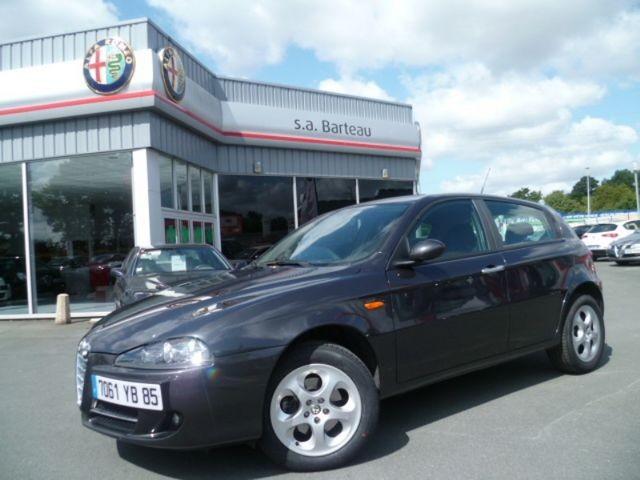 cheap for discount d66e2 4b098 Alfa Romeo 1.9 JTD 120 MILANO 5P : Alfavendee-occasions